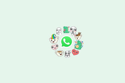 Tutorial on How to make Whatsapp Stickers Using Your Own Photos