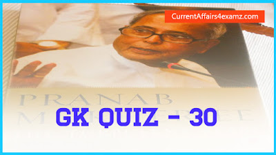 GK Quiz for Exams