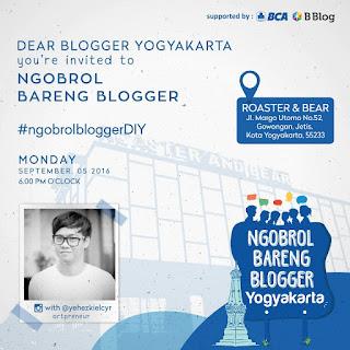 ngobrol bareng blogger yogyakarta
