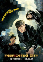Fabricated City (2017) Full Movie Hindi Dubbed 720p BluRay ESubs Download