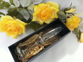 caixa para lembrancinhas personalizadas cor preta para uma taças
