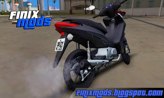 Download mod HONDA BIZ 2013 para, for, GTA SA