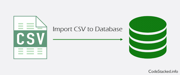 Import CSV to Database Using PHP and Mysqli