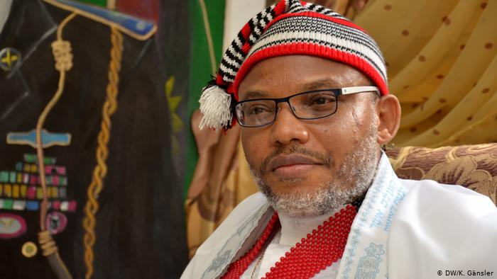 Nnamdi Kanu reveals how Atiku can defeat Buhari in court, reclaim his 'stolen mandate'