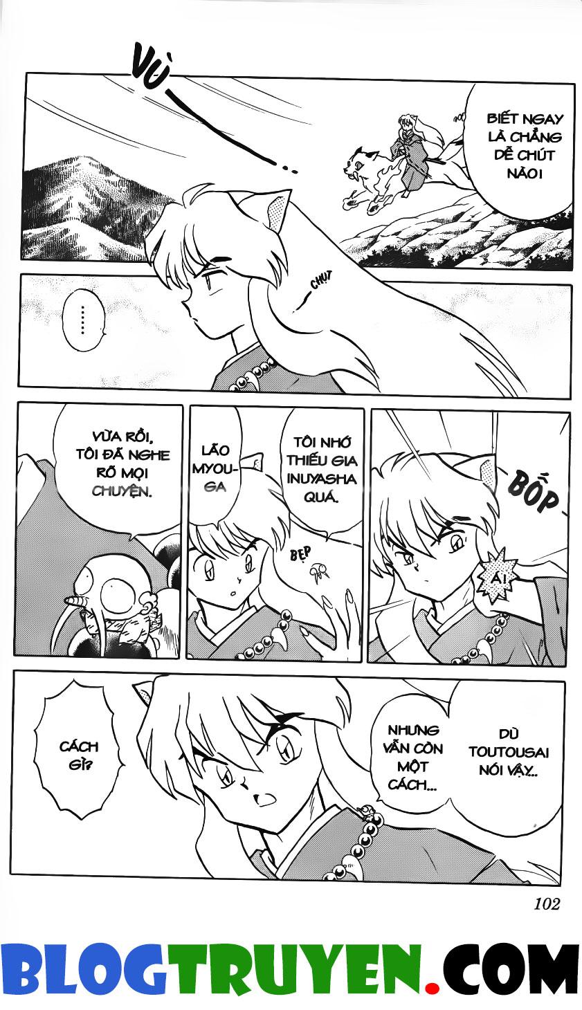 Inuyasha vol 22.6 trang 9