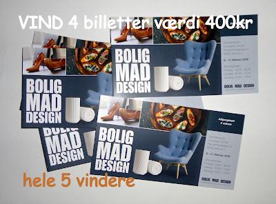 Hotsjok på Bolig, Mad og Design-messe i Århus
