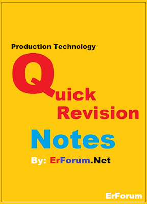 production-technology-short-notes