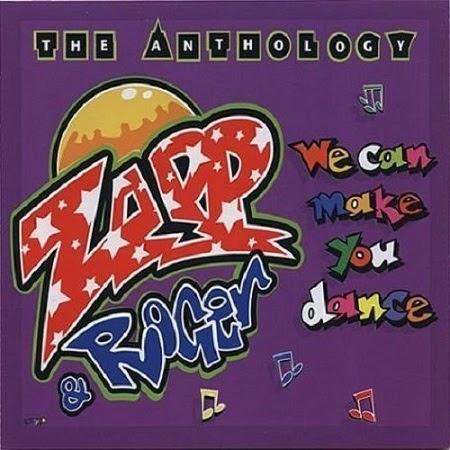 Bentleyfunk Zapp Amp Roger The Anthology We Can Make