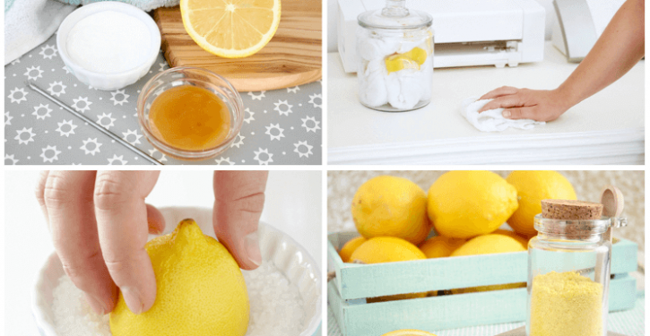 10 Incredible Ways To Use Lemons In Your Home