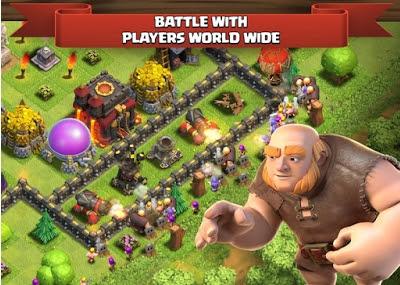 Update Terbaru Clash Of Clans (COC) Apk v8.332 [14 Juli 2016]