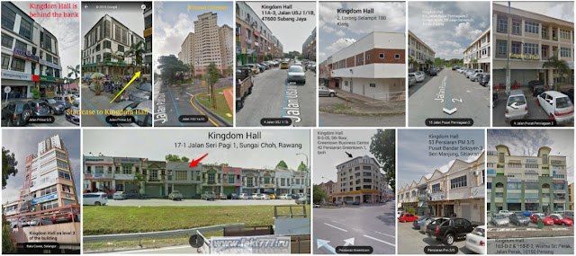 Kingdom Halls in Malaysia