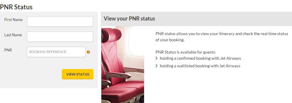 note pnr status