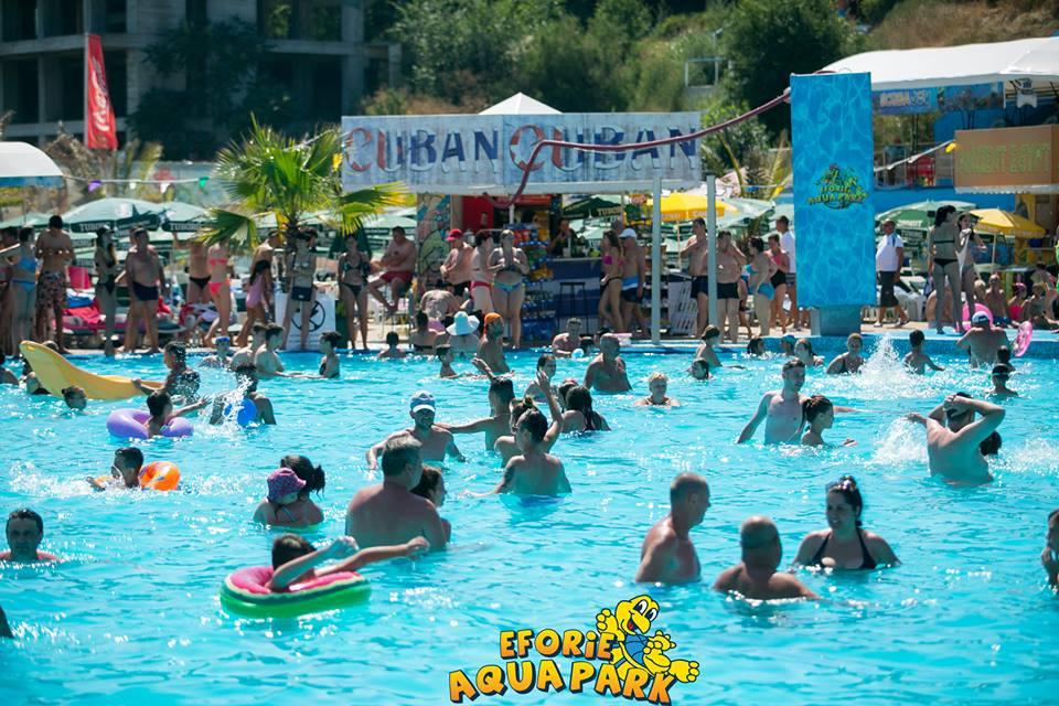 Eforie Aqua Park Petrecere Greceasca Uct Media