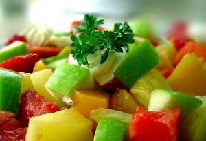 resep cara membuat salad enak
