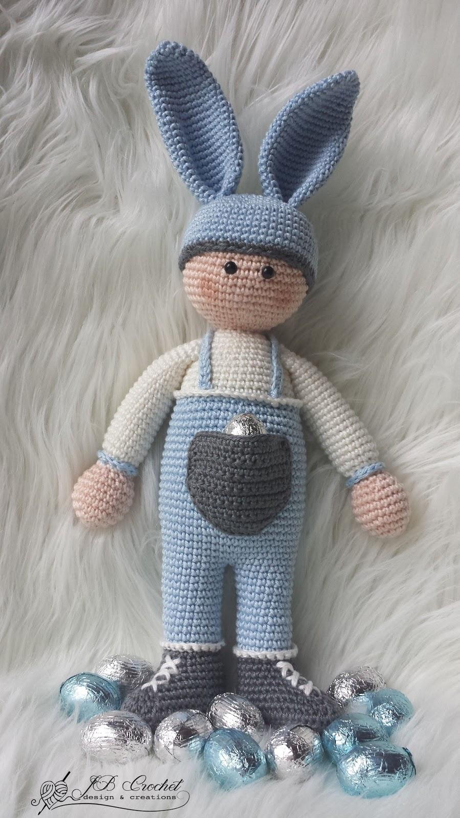 Jb Crochet Design Creations Beun En Bien De Paashazen