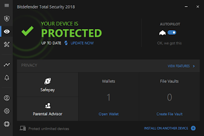 Bitdefender Internet Security 2019 v23.0.8.17