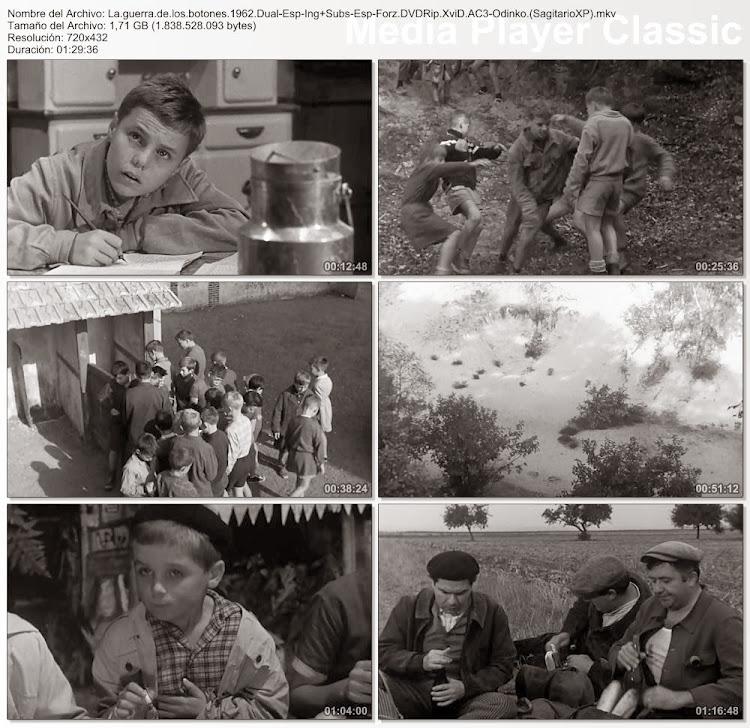 La guerra de los botones | 1962 | La guerre des boutons 1