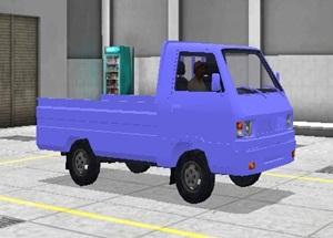 Livery Pickup Bussid Rangkong