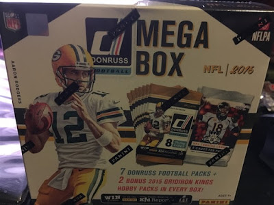 2016 Donruss Mega Box