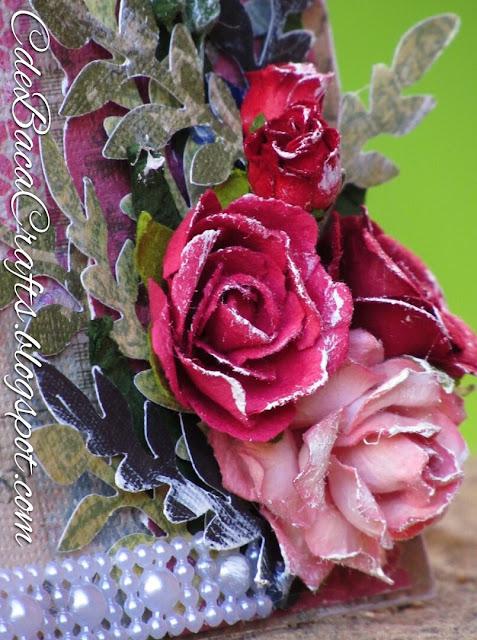 Thank You Rose Card_CdeBacaCraftsCard