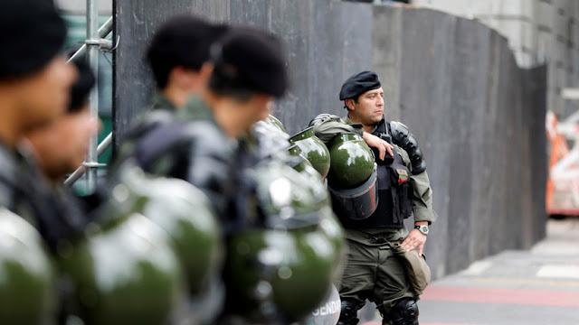 Detienen a manifestantes en el inicio de las protestas contra el G-20 en Argentina