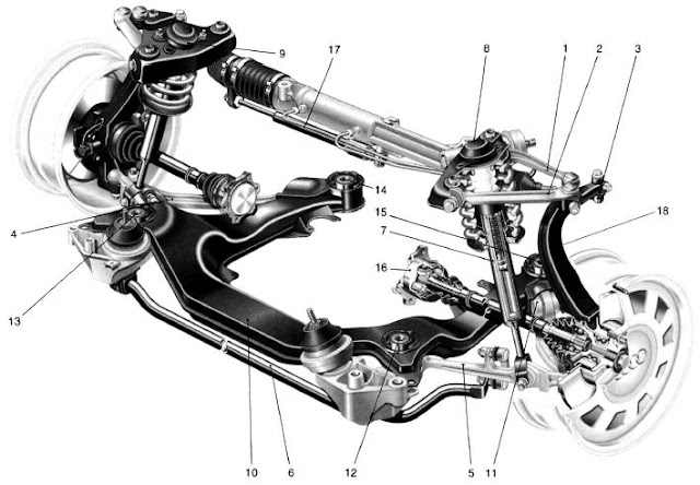 1996 Audi A6 Front Suspension Diagram Wiring Diagram And Ebooks