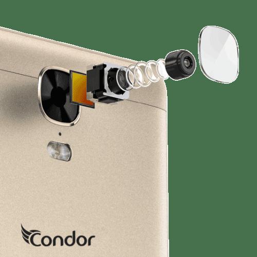 صور أسعار ومواصفات جهاز كوندور Condor Allure A100 Lite الجديد