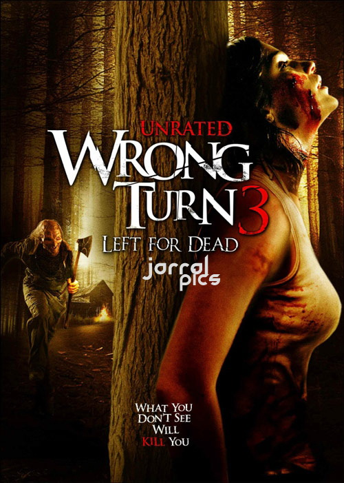 Nonton Film Wrong Turn 3: Left for Dead (2009)