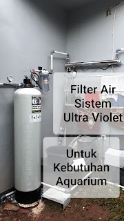 filter air ultra violet