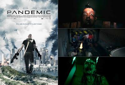 Pandemic, locandina ed alcuni scatti