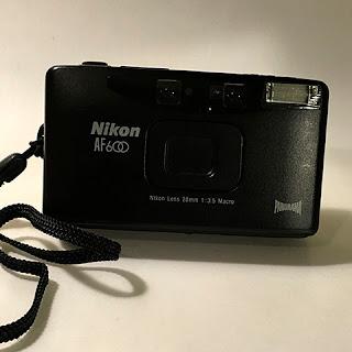 Nikon AF600 camera