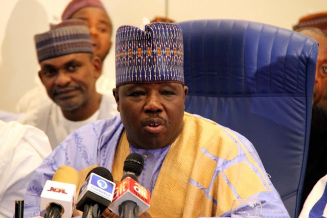 I will do everything possible to emerge PDP Chairman – Sheriff