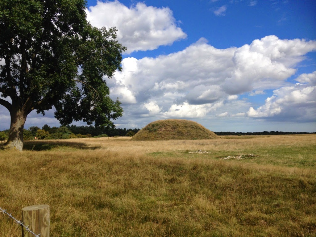Sutton Hoo mound