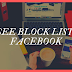 Block List Facebook Update 2019