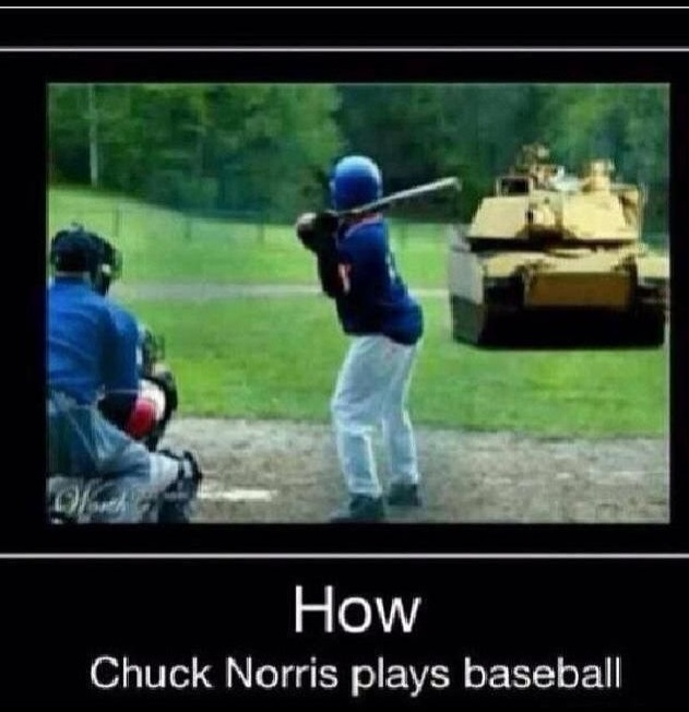 Chuck Norris Memes 9