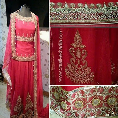 http://creativekhadija.com/2016/10/my-recent-fashion-design-project-in-uk-bridal-lehnga/
