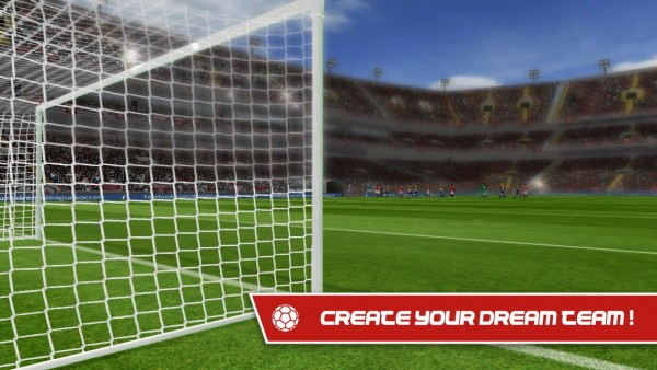Download Dream League Soccer 2016 Apk v3.066 (Mod Money) Terbaru 2016
