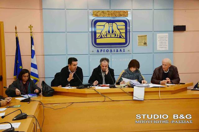 Κατεπείγουσα Συνεδρίαση του Δημοτικού Συμβουλίου Ναυπλιέων σήμερα