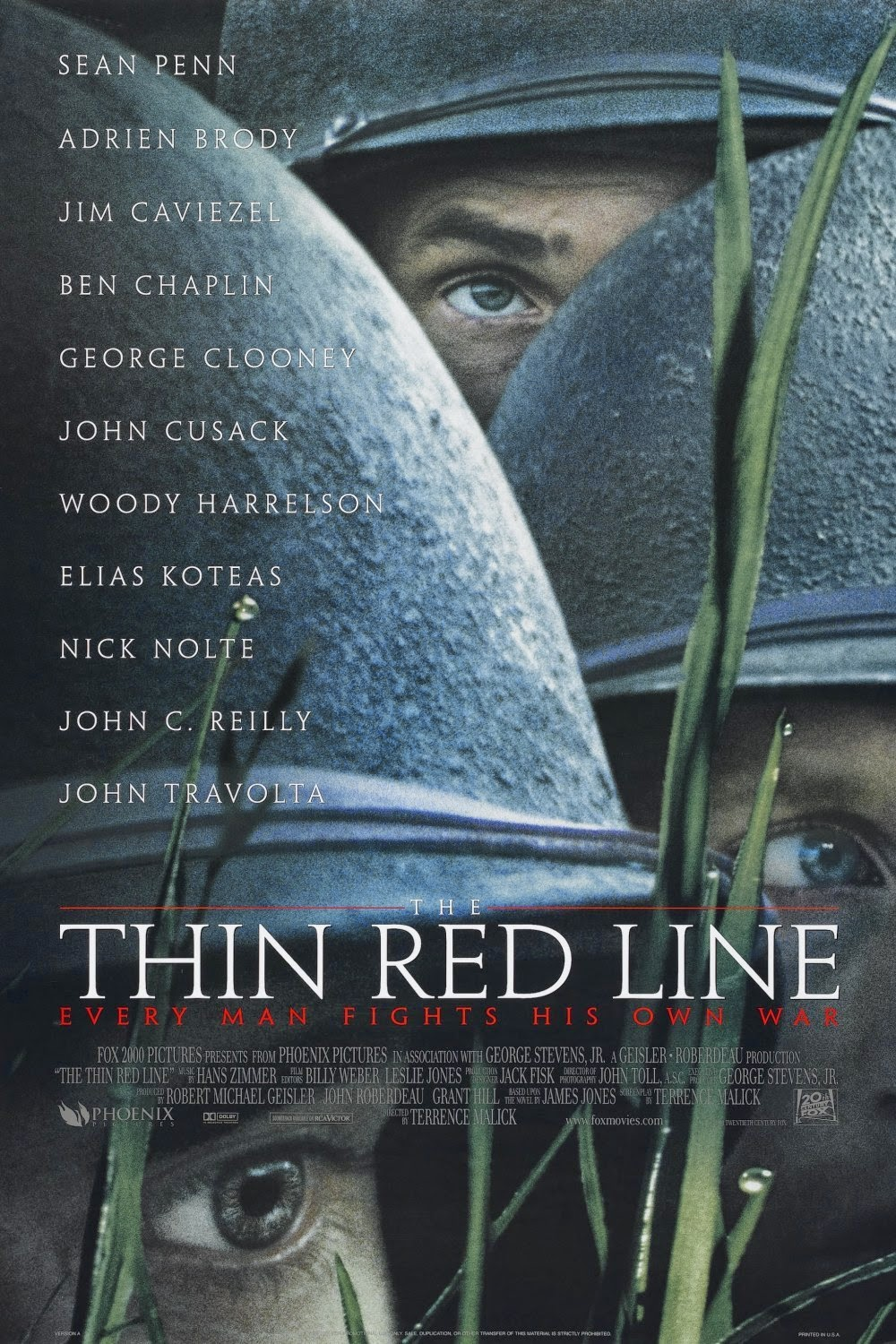 The Thin Red Line (La sottile linea rossa) e8d3736da4a