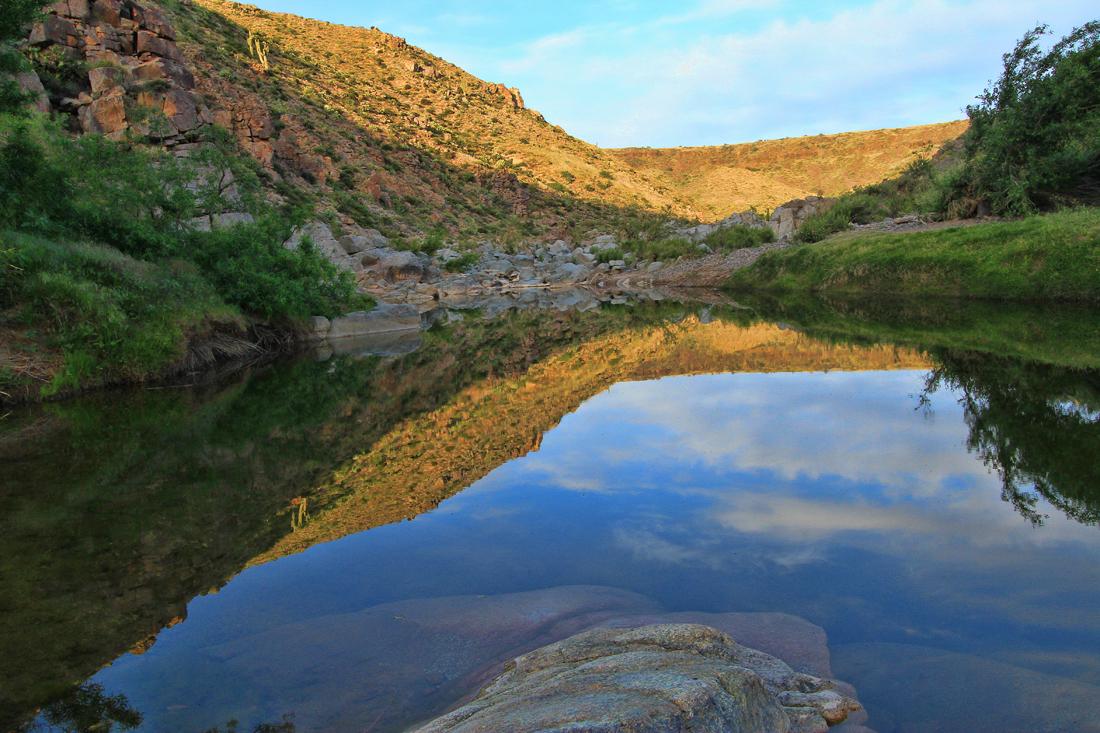 Bm Badger Springs Agua Fria River
