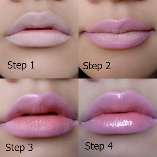 How to Create Ombre Lips