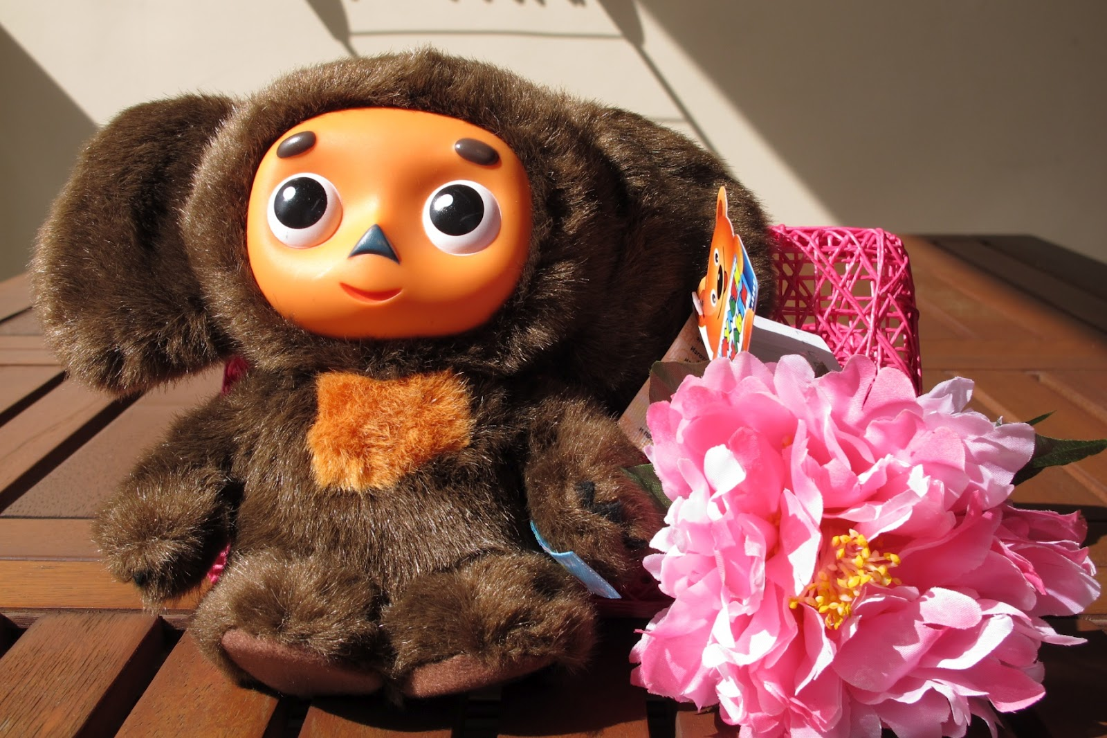 Image result for cheburashka doll