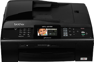 Brother MFC-J615W Driver Download for linux, mac os x, windows