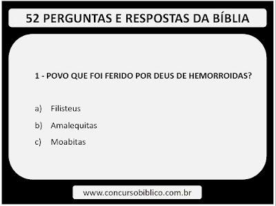 Perguntas Bíblicas power point