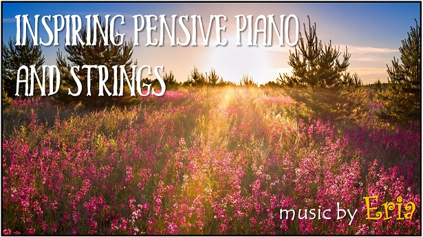 Inspiring Pensive Piano and Strings