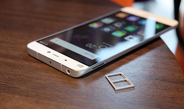 Cara Mengambil Screenshot di Xiaomi Mi 5S dan 5S Plus