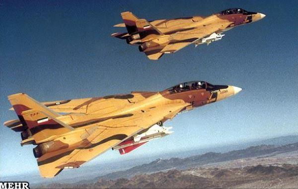 F-14 Tomcat Iran
