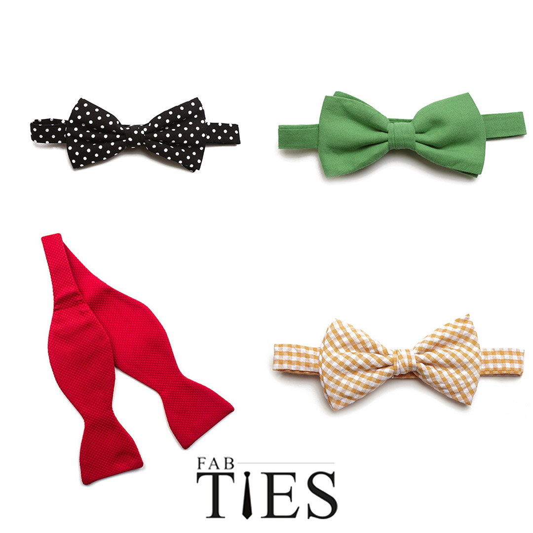 3303aab692a1 See our Knightsbridge Bow Ties here. Pre-tied: Plain Cotton ...