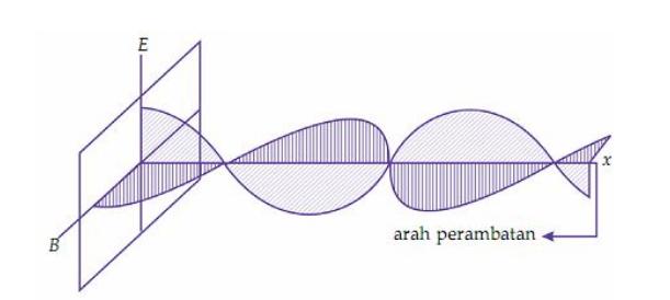 Ciri-ciri dan Pengertian Gelombang Elektromagnetik