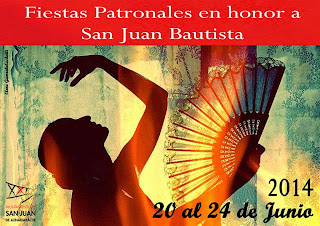 San Juan de Aznalfarache - Feria 2014
